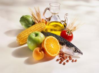 [A Mediterranean diet]