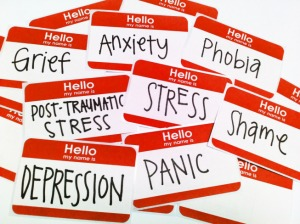 mental health ptsd depression panic stress phobia