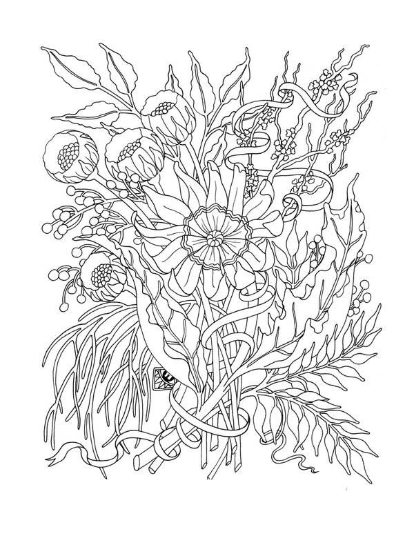 Printable Adult Anti Stress Coloring Images Enjoy The Wise Mind
