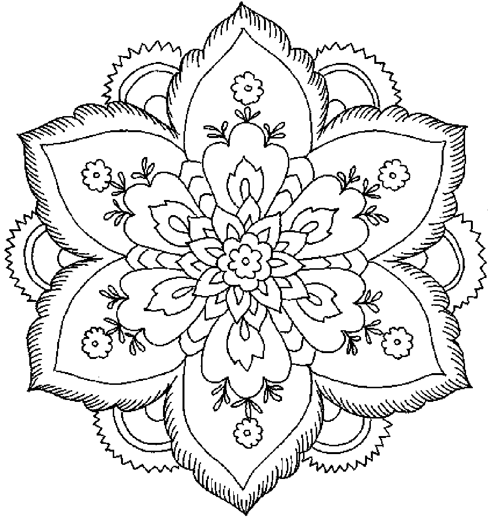 Printable coloring books adults -  Defc3206892e463770cbbac178cdfef2 Detailed Coloring Pages For Adults Printable Kids Colouring