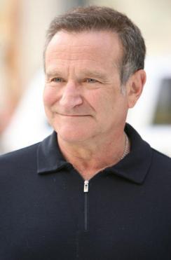 [Robin Williams]