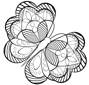 Spring Color by Number | Free Printable Coloring Pages | 286x300